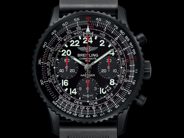 часы breitling navitimer cosmonaute таким