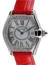 Cartier Roadster Diamonds watch Lady