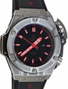 Hublot diver 4000 red ETA Quartz