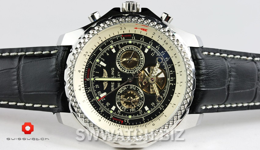 между этими копии часов breitling for bentley tourbillon аромат