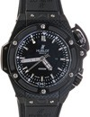 Hublot diver 4000 black ETA Quartz