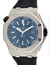 Audemars Piguet Royal Oak Offshore Silver