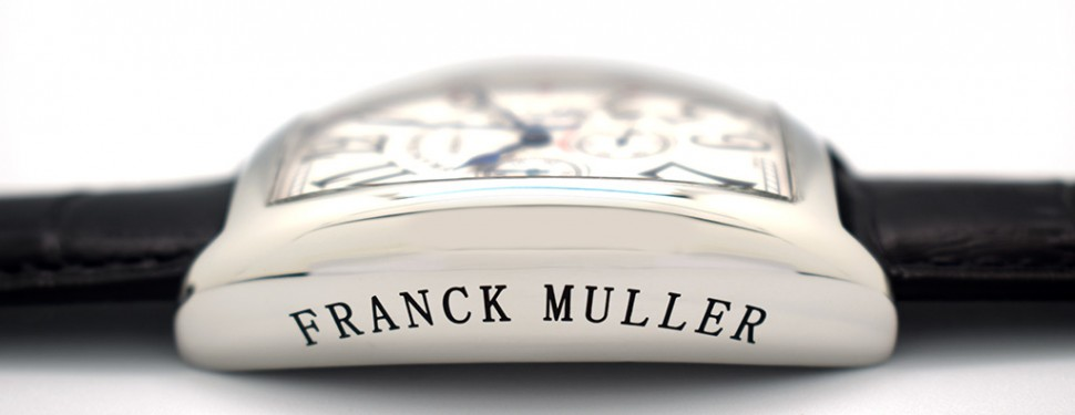 Frank Muller Master of Complications